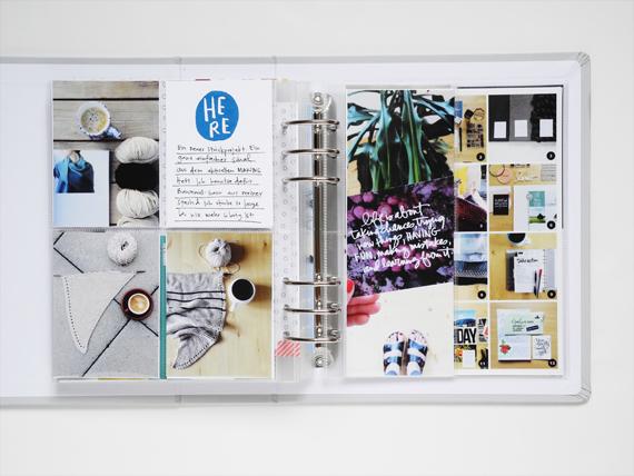 Create Share Love   Personal Project Life® Album 2017_June2