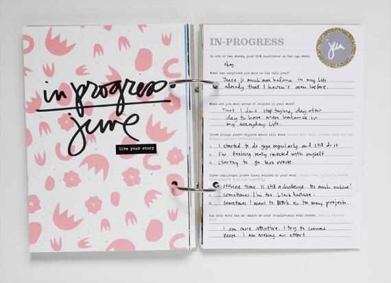 Create Share Love   One Little Word® 2017 Balance June1