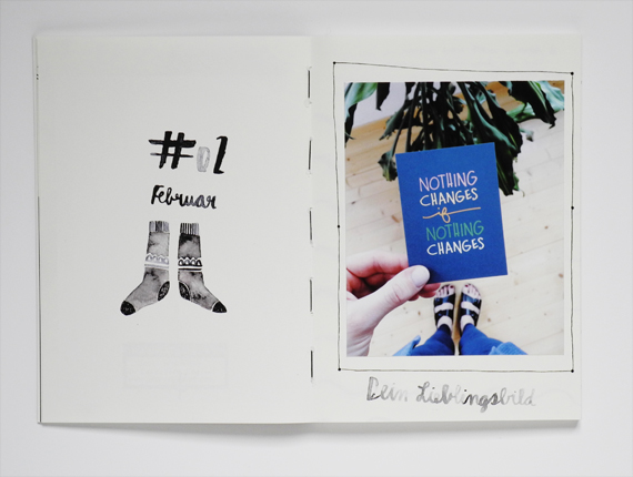 Create Share Love   Yearbook_Jahrbuch_February_1
