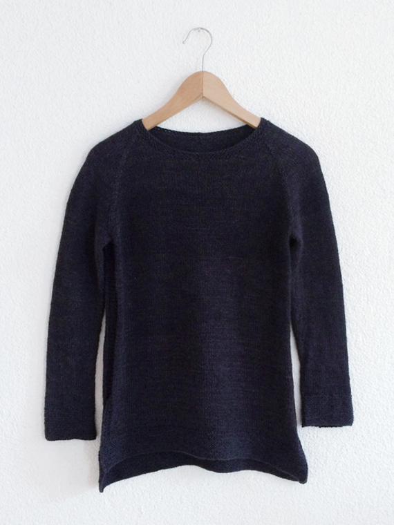 Create Share Love | Handmade Wardrobe Junegrass Pullover