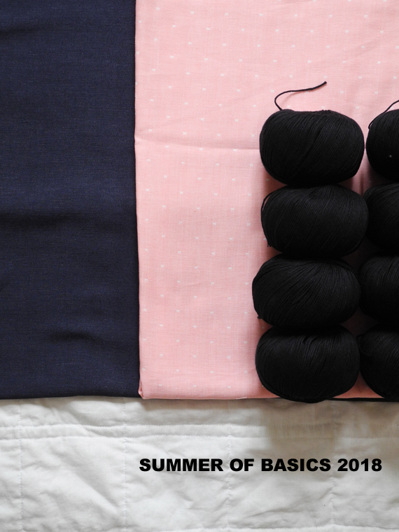 Create Share Love | Summer of Basics