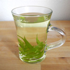 Homemade Mint Tea