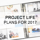 Project Life® Plans 2017
