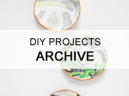 DIY PROJECTS ARCHIVE