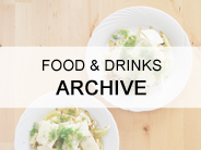 FOOD & DRINKS ARCHIVE